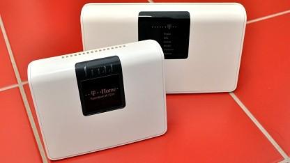 T-Online-Router V722W und V723W (hinten)