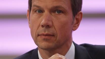 René Obermann, Chef der Deutschen Telekom