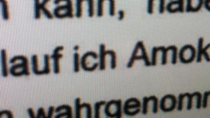 Amtsgericht Aachen verurteilt Schüler wegen einer unbedachten Aussage.