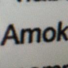"""Unbedachter Facebook-Post: """"... lauf ich Amok"""""""
