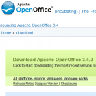 Office-Suite: Openoffice 3.4 ist fertig