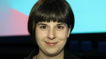 Alexandra Deschamps-Sonsino erforscht Emotionen für die Robotik.