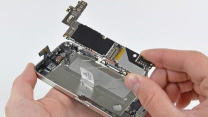 Teardown des iPhone 4 im Jahr 2010