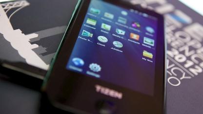Tizen-Smartphone von Samsung