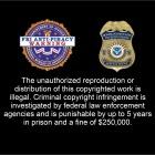 DVD und Blu-ray: Neue FBI-Urheberrechtswarnungen dauern 20 Sekunden
