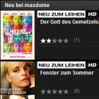 Video on demand: Maxdome bald auf PS3 und Sony-TVs