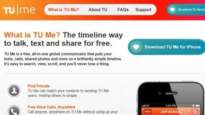 Tu-Me-Homepage