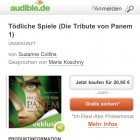 Audible: Bald Hörbuchkauf direkt in der Android-App