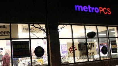 Shop von MetroPCS in Michigan