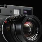 Leica-Digitalkamera: M Monochrom fotografiert in Schwarz-Weiß