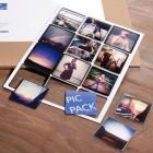 Kühlschrankmagnet: Instagram zum Aufhängen