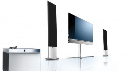 Loewe-3D-Fernseher aus dem Jahr 2011