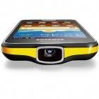 Samsung Galaxy Beam: Android-Smartphone mit eingebautem Projektor kostet 430 Euro