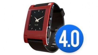 Über 71.000 Pebble wurden über Kickstarter vorbestellt - alle erhalten Bluetooth 4.0.