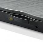 Samsung SE-218BB: Ein besonders flacher USB-DVD-Brenner