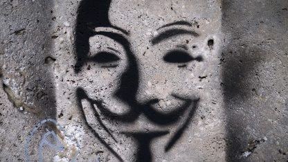 Anonymous-Aktivisten stellten eine Liste mit Adressen und Telefonnummern von Künstlern ins Netz.