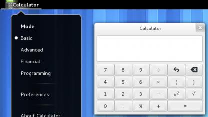 In Gnome 3.6 sollen alle Programme ein App-Menü nutzen.