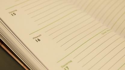 Easy Calendar soll so übersichtlich sein wie ein Papierkalender.
