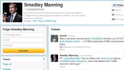 Der Nutzer Smedley Manning hat angeblich The Jester enttarnt.