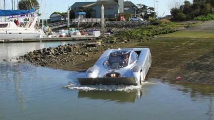 Sea Lion: neuer Motor für den Rekord zu Wasser