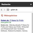 Google Docs: Recherche-Werkzeug mit Zitierfunktion