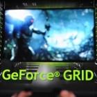 Geforce Grid: Grafikkarten werden virtuell und streamen Spiele