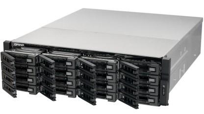 NAS-System mit 16 Einschüben