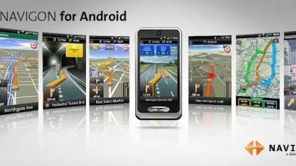 Navigon für Android in neuer Version