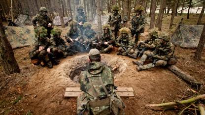 Für Bundeswehrangehörige gibt es jetzt einen Leitfaden für soziale Netzwerke.