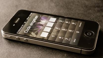 Das iPhone 5 soll einen größeren Bildschirm erhalten.