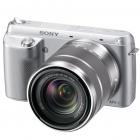 Sony: Systemkamera NEX-F3 mit Portrait-Generator