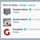 Bitte folgen: Twitter beobachtet und empfiehlt