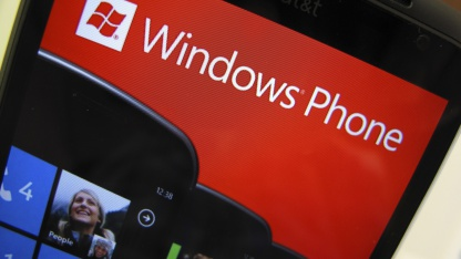 Microsofts Windows-Phone-Plattform
