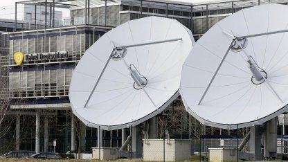 Kabel Deutschland holt sich die Senderinhalte von Satelliten.