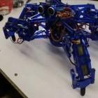 Kickstarter: Hexy, der sechsbeinige Open-Source-Roboter