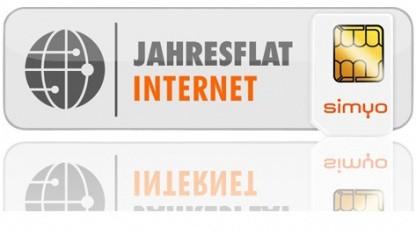 Jahresflat Internet