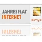Simyo: Jahresflatrate für mobiles Internet kostet 99 Euro