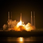SpaceX: Raumfähre Dragon ist auf dem Weg zur ISS
