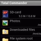 Dateimanager: Total Commander für Android erschienen