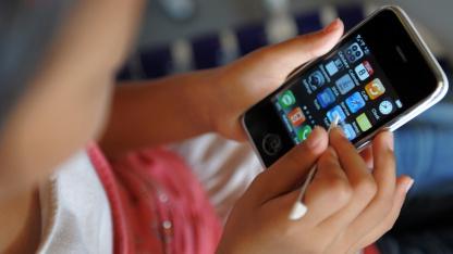 Vodafone UK lässt die Telefonüberwachung von Kindern zu.