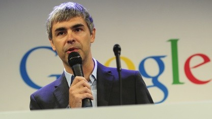 Google-Chef Larry Page