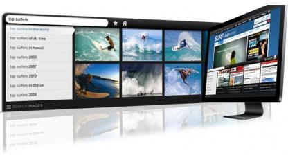 Axis als iOS-App und Plugin für Desktopbrowser