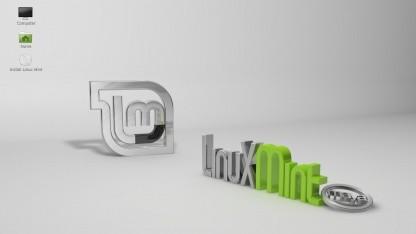 Linux Mint 13 mit zwei Gnome-Desktops und neuem Displaymanager