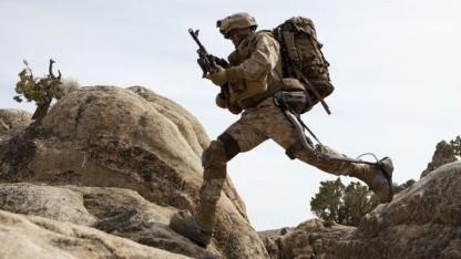 Exoskelett Hulc: Brennstoffzelle soll künftig längeren Einsatz ermöglichen.