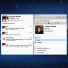 Intelligentes Adressbuch: Cobook 1.0 für OS X gleicht Daten mit Facebook & Co. ab