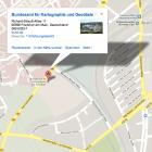 Google Maps: Behörde verschleudert Bundesdaten an Google