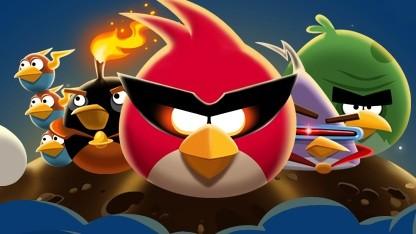 Der Name Angry Birds wird von Kriminellen missbraucht.