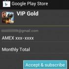 Play Store: Google startet Bezahlabos in Android-Anwendungen