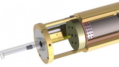 Variable Geschwindigkeit: Injektionsgerät vom MIT