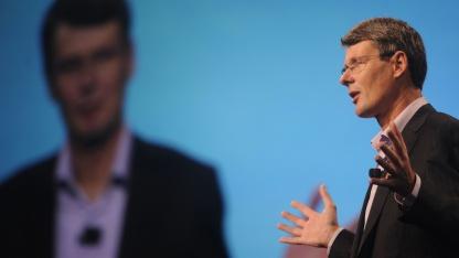 Firmenchef Thorsten Heins im Mai 2012